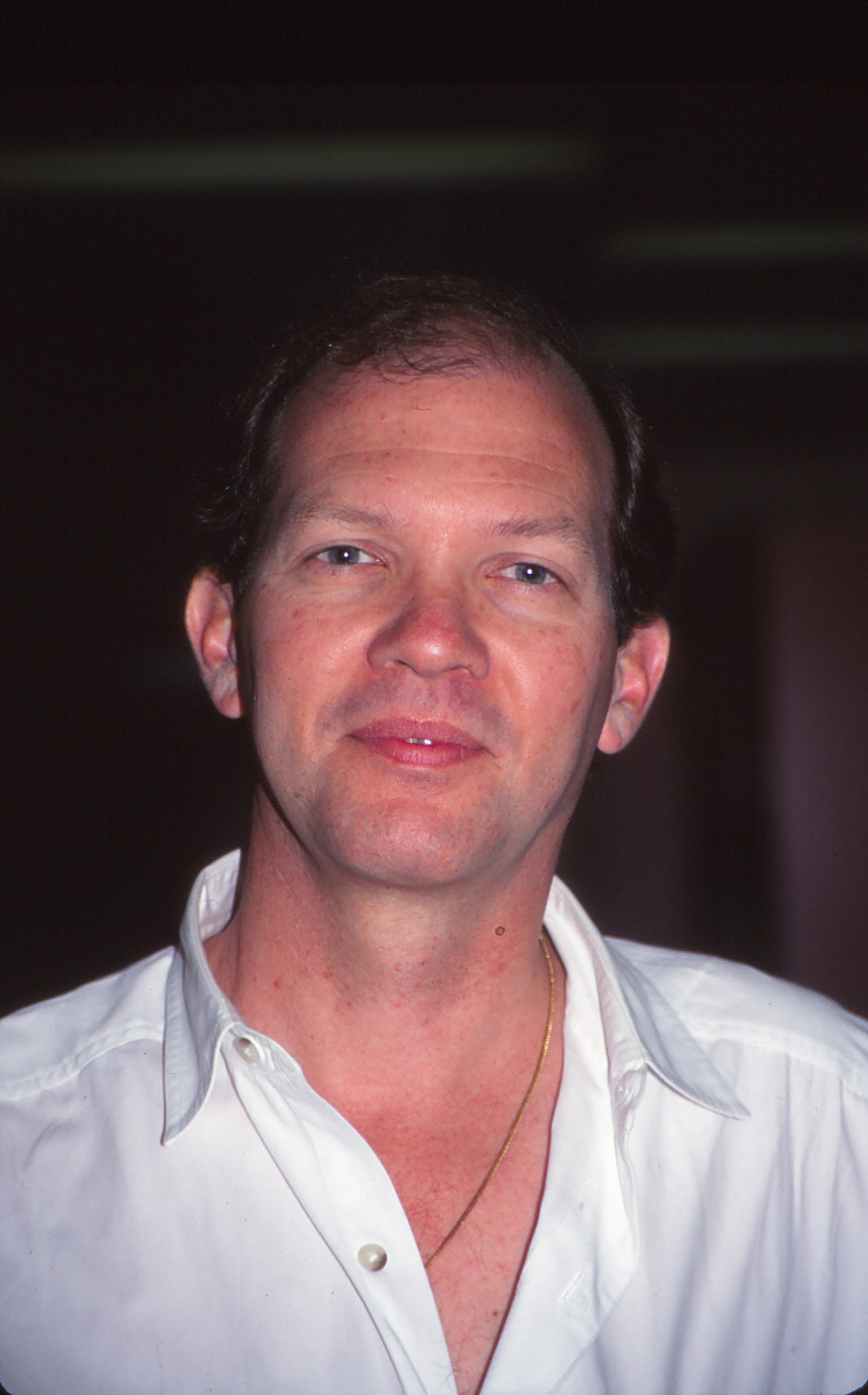 William Wayt Thomas in 1996. Photo by C. A. Gracie.