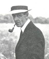 Photograph of Percy Wilson
